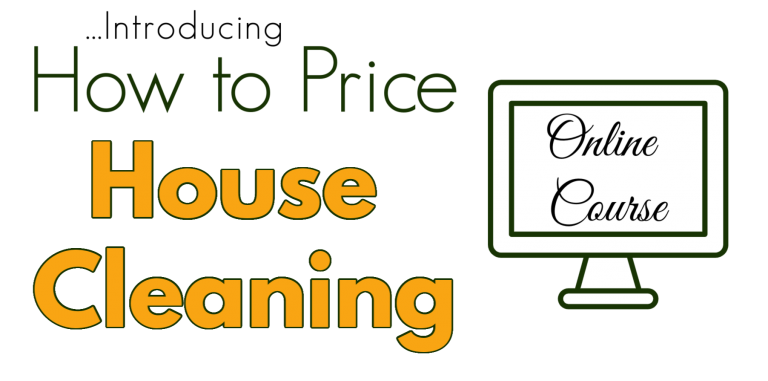 price house cleaning logo