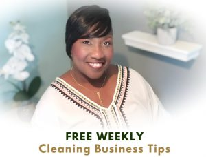 Picture of black business woman in a white shirt