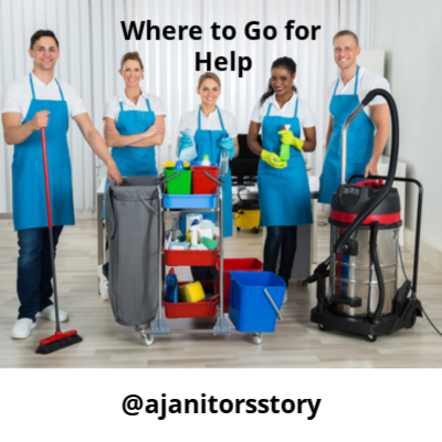 Labor Help for cleaning businesses.