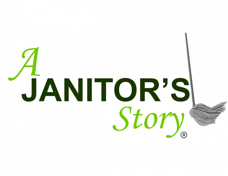 logo a janitor's story